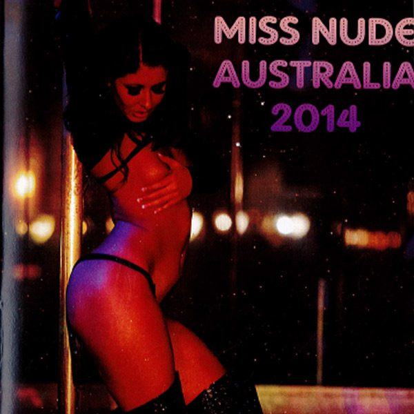 Fill blank? Nude australia your
