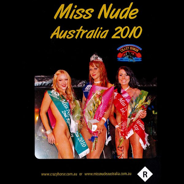 (SAVE 50%)Miss Nude Australia2010